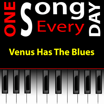 venus has the blues cd cover